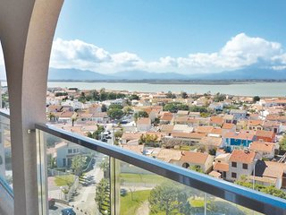 3 bedroom Apartment in Canet-Plage, Occitania, France : ref 5539248