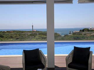 Panoramic Ocean view 5bedrooms western Algarve