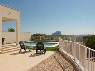 3 bedroom Villa in Calpe, Valencia, Spain : ref 5433896