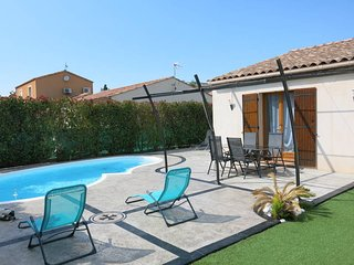 3 bedroom Villa in Lezignan-la-Cebe, Occitania, France : ref 5486774