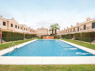 3 bedroom Villa in Islantilla, Andalusia, Spain : ref 5647668