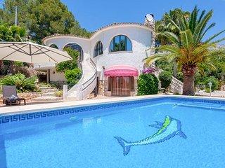 2 bedroom Villa in Altea la Vella, Valencia, Spain - 5654868