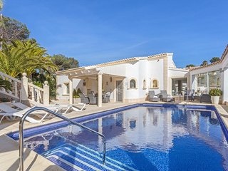 3 bedroom Villa in Benitachell, Valencia, Spain : ref 5333547