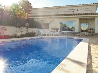 4 bedroom Villa in Las Tres Cales, Catalonia, Spain : ref 5575375