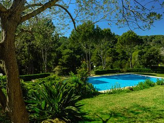 Tamariu Apartment Sleeps 4 with Pool - 5334839