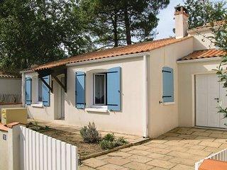 3 bedroom Villa in La Terrière, Pays de la Loire, France : ref 5549604