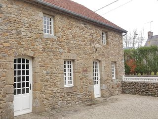 3 bedroom Villa in Tourville-sur-Sienne, Normandy, France : ref 5522361