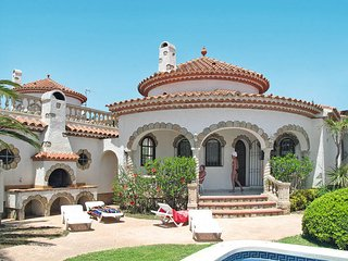 2 bedroom Villa in Miami Platja, Catalonia, Spain : ref 5437642