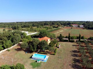 2 bedroom Villa in Juršići, Istria, Croatia : ref 5638437