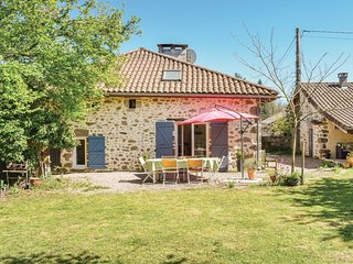 3 bedroom Villa in Milhaguet, Nouvelle-Aquitaine, France - 5547011