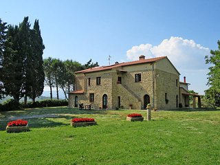 2 bedroom Apartment in Pomarance, Tuscany, Italy : ref 5446493