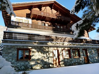 2 bedroom Apartment in Ville Sur Sarre, Aosta Valley, Italy : ref 5557188