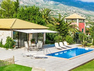 2 bedroom Villa in Karavados, Ionian Islands, Greece : ref 5473905