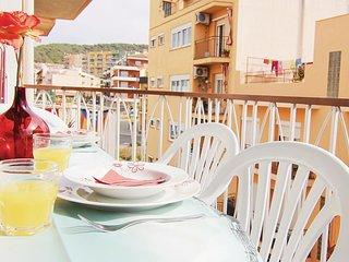 3 bedroom Apartment in Blanes, Catalonia, Spain : ref 5549876