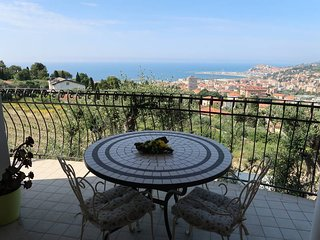 2 bedroom Apartment in Oneglia, Liguria, Italy : ref 5444005