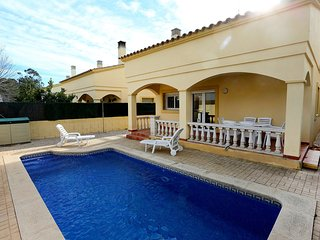 3 bedroom Villa in Riumar, Catalonia, Spain : ref 5559367