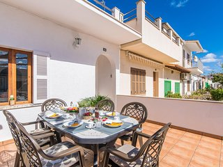 4 bedroom Villa in Can Picafort, Balearic Islands, Spain - 5667368
