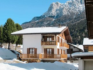 3 bedroom Apartment in Soraga, Trentino-Alto Adige, Italy : ref 5651313