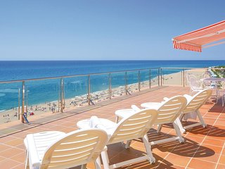 3 bedroom Apartment in Santa Susanna, Catalonia, Spain : ref 5538618