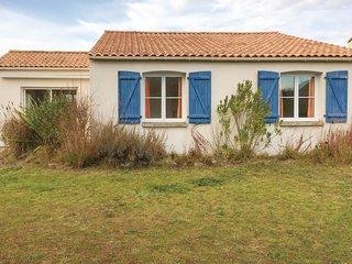 3 bedroom Villa in Les Sixmoines, Pays de la Loire, France : ref 5673393