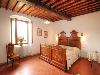 4 bedroom Apartment in Ville, Tuscany, Italy : ref 5559705