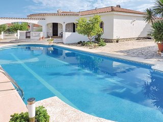 4 bedroom Villa in Miami Platja, Catalonia, Spain : ref 5549651