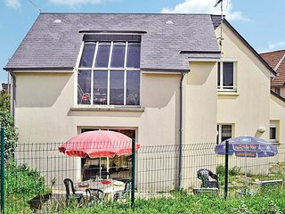 3 bedroom Villa in Bretteville-sur-Ay, Normandy, France : ref 5565673
