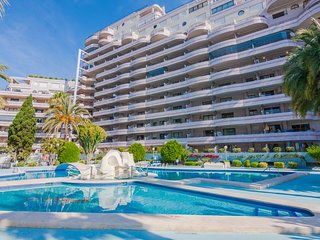 2 bedroom Apartment in Calpe, Valencia, Spain : ref 5047218
