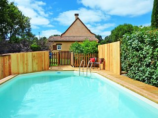 3 bedroom Villa in Saint-Julien-de-Crempse, Nouvelle-Aquitaine, France : ref 565