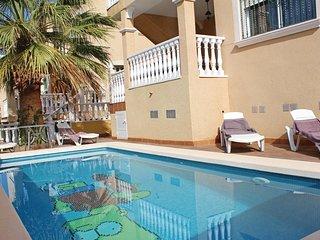 4 bedroom Villa in La Zenia, Region of Valencia, Spain - 5541994