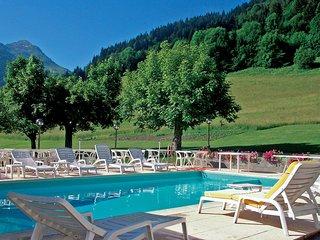 1 bedroom Apartment in Morzine, Auvergne-Rhone-Alpes, France : ref 5554402