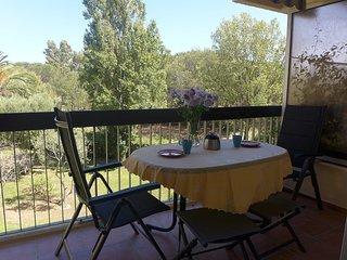 1 bedroom Apartment in Le Lavandou, Provence-Alpes-Cote d'Azur, France : ref 554