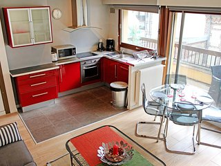 1 bedroom Apartment in Deauville, Normandy, France : ref 5559193