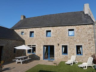 3 bedroom Villa in Kerlouan, Brittany, France : ref 5438152