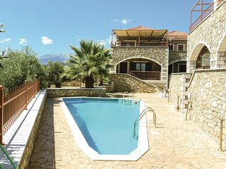 2 bedroom Villa in Neochori, Peloponnese, Greece : ref 5549772