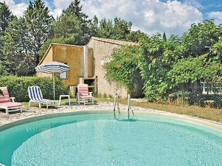 2 bedroom Villa in Perrotet, Provence-Alpes-Côte d'Azur, France : ref 5547584