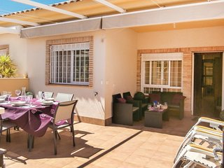3 bedroom Villa in Los Narejos, Murcia, Spain : ref 5673593