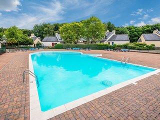 2 bedroom Villa in Ploemel, Brittany, France : ref 5541588