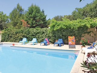 2 bedroom Villa in Mazan, Provence-Alpes-Cote d'Azur, France : ref 5539429
