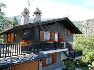 4 bedroom Villa in Leverogne Rochefort, Aosta Valley, Italy : ref 5516211