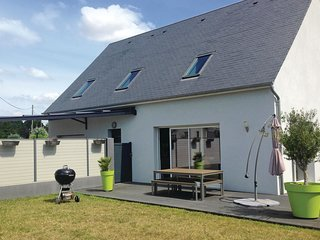 3 bedroom Villa in Saint-Germain-sur-Ay, Normandy, France : ref 5539319