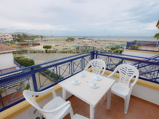 2 bedroom Apartment in Vera Playa, Andalusia, Spain : ref 5669783