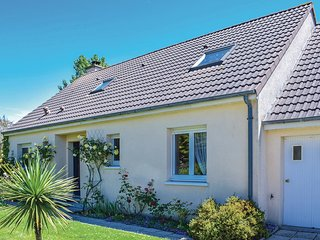 3 bedroom Villa in Portbail, Normandy, France : ref 5565681