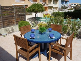 2 bedroom Apartment in Le Barcarès, Occitania, France : ref 5608699