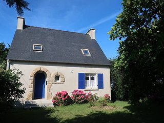 4 bedroom Villa in Telgruc-sur-Mer, Brittany, France : ref 5438424