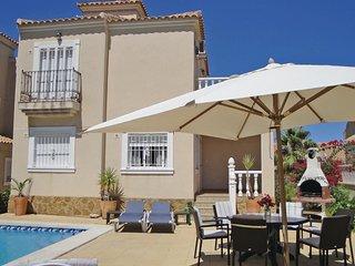 3 bedroom Villa in Torrelamata, Region of Valencia, Spain - 5548076