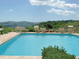 2 bedroom Apartment in Montauto, Tuscany, Italy : ref 5540367