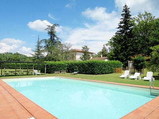 1 bedroom Villa in Le Fornaci, Tuscany, Italy - 5775597