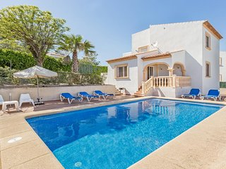 3 bedroom Villa in Benitachell, Valencia, Spain : ref 5047074