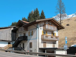 2 bedroom Apartment in Soraga, Trentino-Alto Adige, Italy : ref 5651130